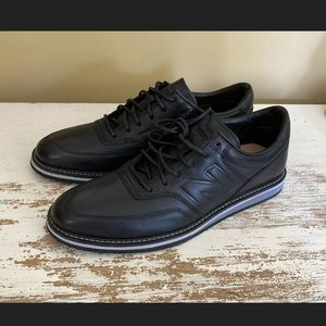 New Balance Leather Shoes Black MD1100BL Mens 8.5
